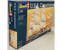 Revell 1:146 USS Constitution