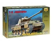 Zvezda 1:35 Panther Ausf.D