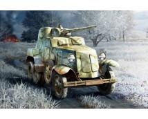 Hobby Boss  1:35 Sov. BA-10 Armor car