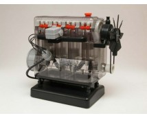 Airfix internal Combustion Engine - Echt werkende verbrandingsmotor met Licht en Geluid