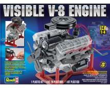 Revell Monogram Visible V-8 Engine