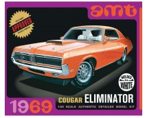 AMT 1:25 Mercury Cougar Eliminator