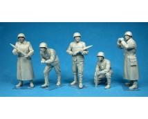 Mini Art 1:35 Soviet Heavy Artillery Crew (Special Edition)