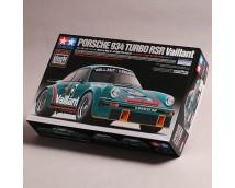 Tamiya 1:24 Porsche 934 Turbo RSR Vaillant (Kremer Racing)