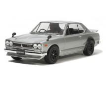 Tamiya 1:24 Nissan Skyline 2000GT-R Street Custom 1970`s