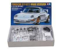 Tamiya 1:24 Porsche 911 GT2 Club Sport Road Version