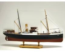 Turk Model 1:87 Bandirma Houten Modelschip Kit