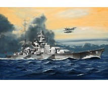 Revell 1:1200 Battleship Scharnhorst