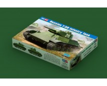 Hobbyboss 1:35 Russian T-50 Infantry Tank