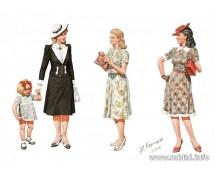 Master Box 1:35 Women Of WWII era