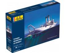 """Heller 1:200 Titanic Searcher """"Le Suroit"""""""