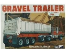 MPC 1:25 Gravel Trailer          MPC-0823