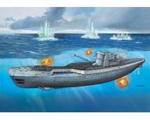 Revell 1:72 Type IX C/40 (U190) German Submarine