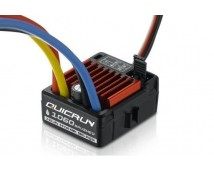 HobbyWing Quicrun 1060 Brushed ESC 60A Waterproof LiPo/NiMh