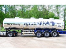 "Italeri 1:24 Tank Trailer ""We Are Family"""