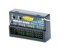 Carson Reflex Stick MULTI PRO 14 Kanaals 2,4Ghz Zenderset incl. Ontvanger