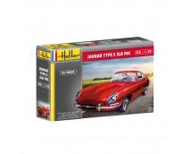 Heller 1:24 Jaguar Type E 3L8 FHC