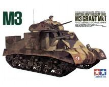 Tamiya 1:35 British M3 Grant Mk1