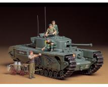 Tamiya 1:35 Churchill  Mk.VII British Infantry Tank