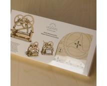 UGears Mechanical Models - Card Box