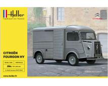 Heller 1:24 Citroen HY Fourgon type H        80768