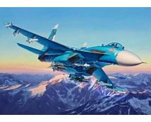 Revell 1:72 Sukhoi Su-27 SM Flanker MODEL SET