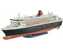 Revell 1:1200 Queen  Mary 2 MODEL SET