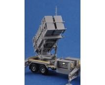 Trumpeter 1:35 M901 Lauching Station + AN/MPQ-53 Radar Set of MIM-104 Patriot Sam System (PAC-2)