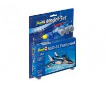 Revell 1:144 MiG-31 Foxhound MODEL SET