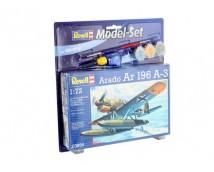 Revell 1:72 Arado Ar 196 A-3 MODEL SET