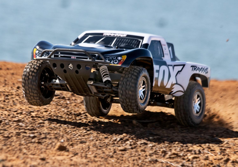 Traxxas Slash 2WD VXL Brushless met TSM