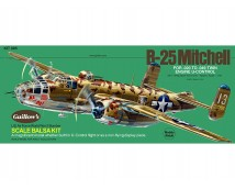 Guillows B-25 Mitchell US Air Force WW2 Bomber 67cm Spanwijdte