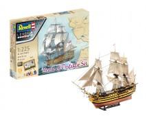 Revell Cadeauset 1:225 Admiral Nelson Flagship Battle Of Trafalgar          05767
