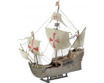Revell 1:90 Santa Maria Columbus Ship     05405