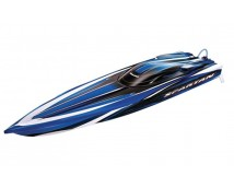 Traxxas Spartan Brushless Boat 2,4Ghz TQi + TSM (Zonder accu`s en lader)