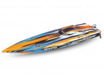 Traxxas Spartan Brushless Boat 2,4Ghz TQi + TSM (Zonder accu`s en lader)