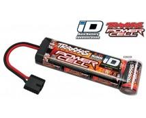 Traxxas Power Cell NiMh 8,4V 3000mAh FLAT (Traxxas iD Stekker)      2923X