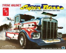 AMT 1:25 Tyrone Malone`s Super Boss Custom Kenworth