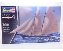 Revell 1:56 USS America