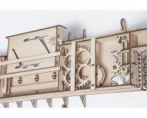UGears Mechanical Models - Treinstation