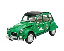 Revell 1:24 Citroen 2CV Sauss Ente - MODEL SET