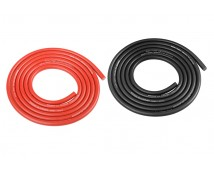 Team Corally Silicone Wire 14AWG 3.5mm2 Black and Red 1m