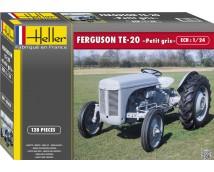 Heller 1:24 Ferguson Tractor HTE-20 Petit Gris