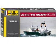 Heller 1:200 Fishing Trawler Roc Amadour