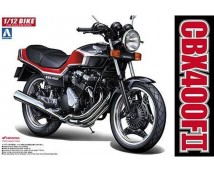 Aoshima 1:12 Honda CBX400 F2 Model Kit
