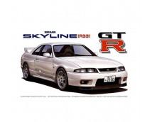 Fujimi 1:24 Nissan Skyline R33 GT-R