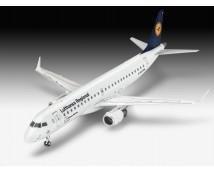 Revell 1:144 Lufthansa Embrear 190