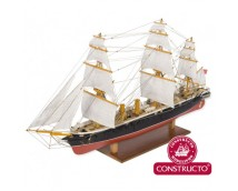 Constructo HMS Warrior 1:200 Wooden Kit