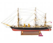 Constructo HMS Warrior 1:200 Wooden Kit