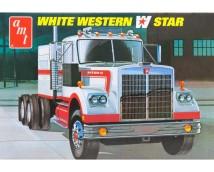 AMT White Freightliner Western Star 1:25